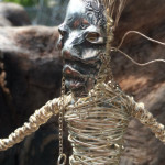 Silver African Figure 3