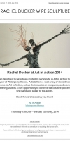 Art in Action July 2014