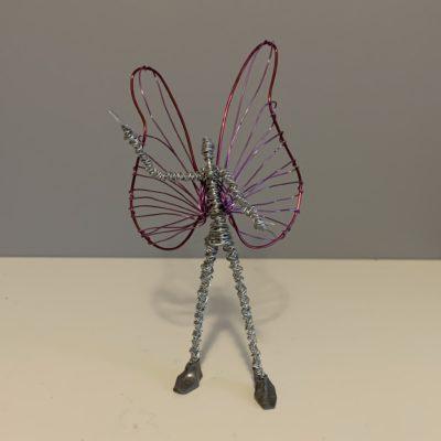 Rachel Ducker Fairy Wire Figure