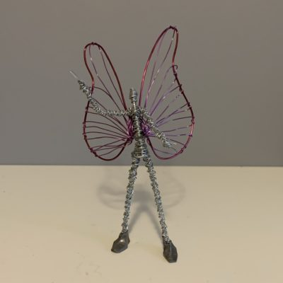 Rachel Ducker Fairy Wire Figure
