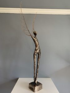 Rachel Ducker Bronze Sculpture