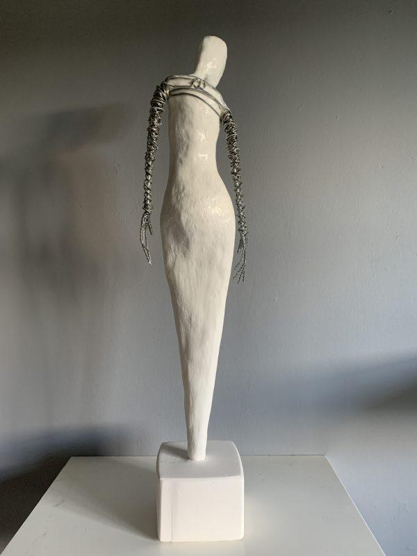 Rachel Ducker Wire SculptureRachel Ducker Wire Sculpture